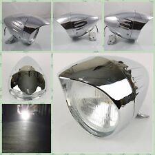 Headlight for Yamaha V-Star 650 1100 Custom Classic 1300 Royal Star Raider 30cm