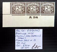 GB 1924 Postage Due 2d As Described NB4578