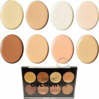 Technic Colour Fix Cream Foundation Contour Palette Face Shape Bronze Make Up