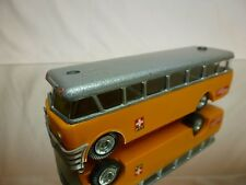TEKNO 850  VOLVO  BUS COACH PTT LUGANO  -  EXTREMELY RARE - NEAR MINT CONDITION