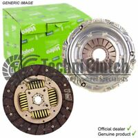 VALEO 2 PART CLUTCH KIT FOR FORD MONDEO SALOON 1997CCM 130HP 96KW (DIESEL)