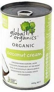 Organic Coconut Cream 400g