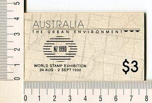 41197) Australia 1989 MNH QEII Environment 41c (x7) Scott# 1152a One Koala