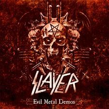 Slayer / Evil  – Evil Metal Demos - kreator sepultura exodus metallica