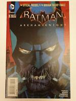 Batman: Arkham Knight #3 F/VF 1st Print DC