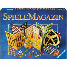 RAVENSBURGER SPIELEMAGAZIN Spielesammlung (DE) NEU & OVP