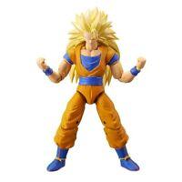 Dragon Ball Super Stars Super Saiyan 3 Goku Figura de Acción Bandai
