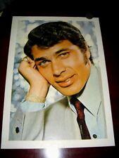 Engelbert Humperdinck, 1970 Small Portrait Poster, Rare Stuff
