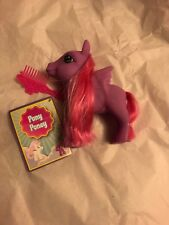 Pony Poney Pink & Purple with Comb NEW Super Cute