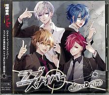 LOVE DESIRE-LOVE SNIPER (LOVEDESIRE VER.)-JAPAN CD Ltd/Ed C41