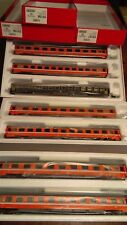 ACME Treno Rapido Aurora FS H0 set 55106+55107+55108 Ep. IV A.C.M.E.