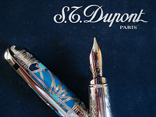 "S.T.DUPONT ""ANDALUSIA"" Serie limitada 1271/2500 big size"
