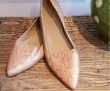 Stuart Weitzman shoes for Russle & Bromley. In blush. UK 4 US 6.5 Never worn.