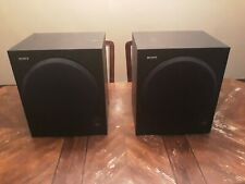 Sony SA-WM500 Powered Subwoofer- 2 available