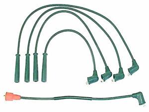 For 1986-1987 Subaru Standard Spark Plug Wire Set Denso 79435ZY