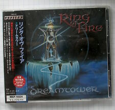 RING of Fire Dream Tower + 1 bonus CD GIAPPONE OBI micp - 10334
