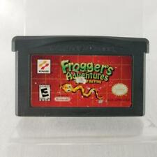 Nintendo Game Boy Advance - Frogger's Adventures: Temple of the Frog (Pb1009245)