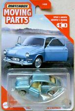 MATCHBOX BLUE VW 1600 TL 1965 TYPE 3 FASTBACK - OVP/MOC - MOVING PARTS