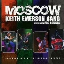 "Keith EMERSON ""Moscow"" 2 CD NUOVO"