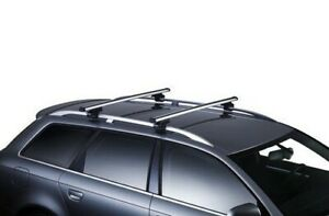 Roof Rack Thule Aluminum Ssang Yong Tivoli From 06/2015/ With Bars