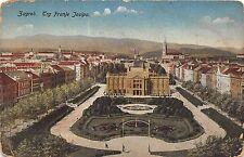 B25261 Zagreb Trg Franje Josipa croatia