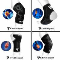 RDX Neoprene Support Elastic Bandage Straps Brace Wrist Elbow Ankle Knee AU