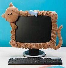 Kitty Cat Computer Monitor Hugger NEW!
