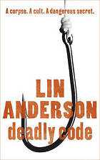 Deadly Code by Lin Anderson (Paperback) New Book