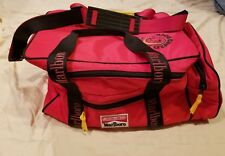 "Lizard Rock Marlboro Insulated Red Duffle Bag 17"" X 10"" X 8"""