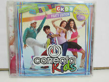 Conecta Kids - Party Edition - 2015 - Sony Music - NUEVO