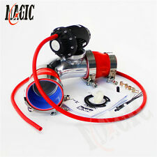 RED SQV Blow Off Valve BOV 4 kit TURBO PIPE kit for HYUNDAI GENESIS COUPE 2.0T