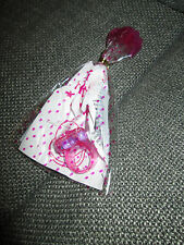 LELLI KELLY PLASTIC HEART RING PURPLE EYE SHADOW MAKE UP NEW GIRLS PARTY BAGS