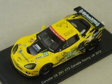 Spark S3728 - CORVETTE C6 ZR1 Corvette Racing n°73 23ème Le Mans 2012 1/43