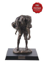 Bronze Décor Figurine ANZAC Limited Edition Silent Soldiers - Mateship