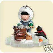 2007 HALLMARK FROSTY FRIENDS #28 Series Ornament