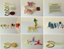 Sindy doll Hairstyling accessories Multi listing Choose item menu
