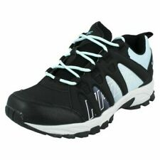 Womens Hi-Tec Lace Up Trainers 'Warrior'