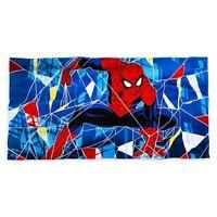 Disney Store Spider Man Boys Beach Towel Super Hero Swimwear Accessory 60 x 30