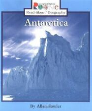 Antarctica (Rookie Read-About Geography), Fowler, Allan, Good Book