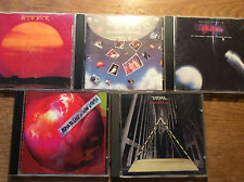 Utopia [5 CD Alben] Anthology + Adventures in + Oops! Wrong Planet + Live + Ra