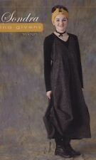 PATTERN - Sondra Dress - women's sewing PATTERN from Tina Givens
