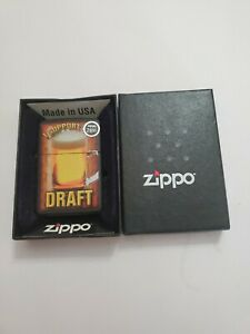 Zippo lighter 28294 I Support  The Draft 2012 ,made in USA