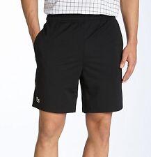 Lacoste Black Diamante Sport Shorts GH0885, Size LARGE BNWT $85