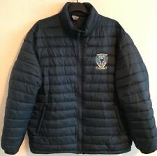Warrington Wolves padded jacket size XXL