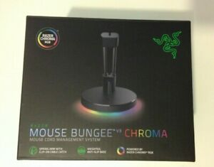 Razer Mouse Bungee V3 Chroma - Mouse Cable Bungee with Chroma RGB underglow