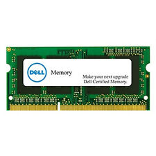 4GB DELL Memory RAM Upgrade DDR3 SODIMM 204 pin 1066MHz PC3-8500 SNPY995DC/4G