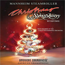 MANNHEIM STEAMROLLER - CHRISTMAS SYMPHONY - CD - Sealed