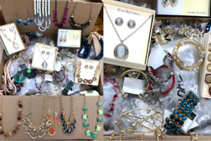 2 Pounds Costume Jewelry Lot Name Brands Chico's Nordstrom Macy's Reseller