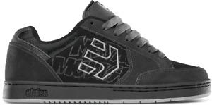 ETNIES  METAL MULISHA SWIVEL Dark Grey Black Skate  [4107000523 022]  NEU OVP
