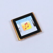 Apple iPod Nano 8GB 6th Gen Generation Orange MP3 WARRANTY